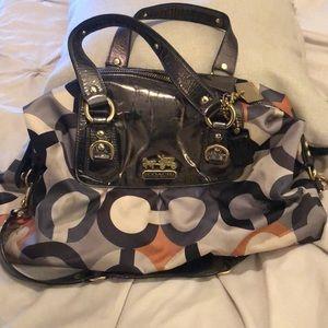 Coach limited edition handbag